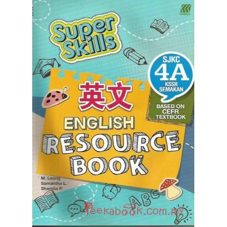 Super Skills English Resource Book SJKC 4A KSSR Semakan