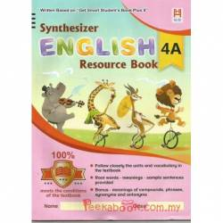 Synthesizer English Resource Book 4A