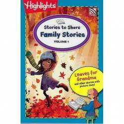 Stories To Share Family Stories Volume 1