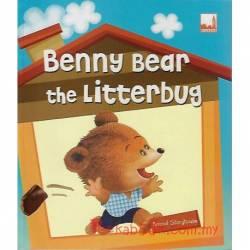 Animal Storyhouse 2 Benny Bear The Litterbug