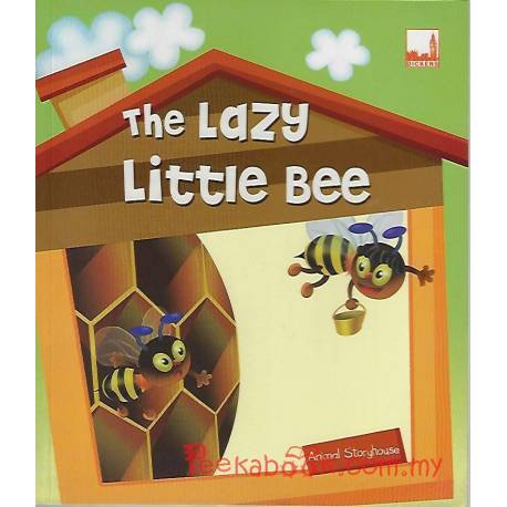 Animal Storyhouse 3 The Lazy Little Bee