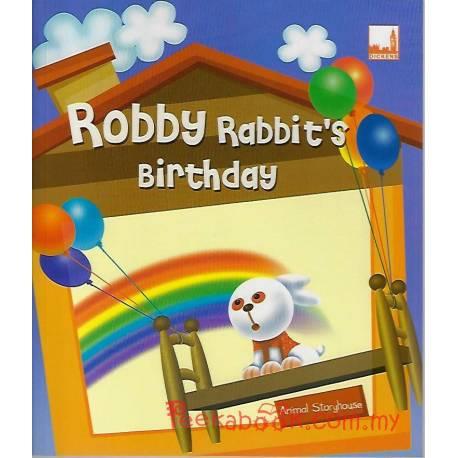 Animal Storyhouse 6 Robby Rabbit's Birthday