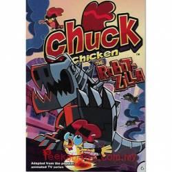 Chuck Chicken The Robotzilla