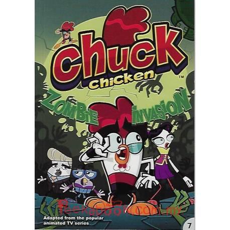 Chuck Chicken Zombie Invasion