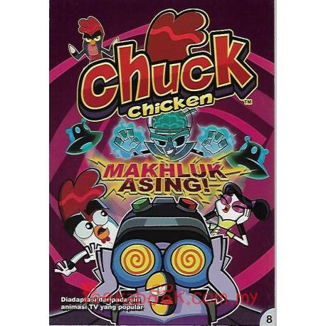 Chuck Chicken Makhluk Asing!