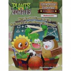 Plants Vs Zombies Q&A Science Comic Mathematics - Why Are Bees Known As The Mathematics Genius Among The Animals?