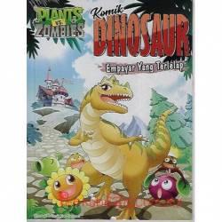 Plants Vs Zombies Komik Dinosaur Empayar Yang Terlelap
