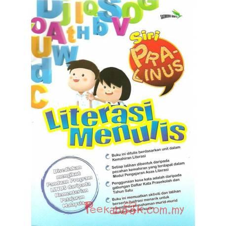 PraLinus Literasi Menulis BM 1