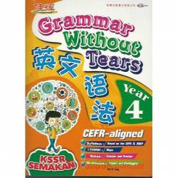 Grammar Without Tears 英文语法 Year 4 CEFR-aligned