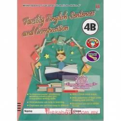 Facility English Sentences and Composition 4B