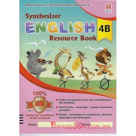 Synthesizer English Resource Book 4B