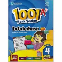 1001A+ Bank Soalan Tatabahasa Tahun 4 KSSR Semakan