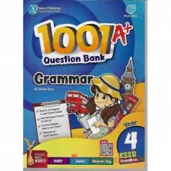 1001A+ Question Bank Grammar Year 4 KSSR Semakan