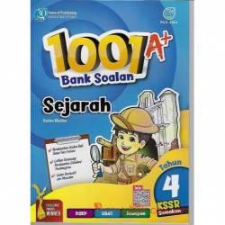 1001A+ Bank Soalan Sejarah Tahun 4 KSSR Semakan