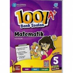 1001A+ Bank Soalan Matematik Tahun 5 KSSR Semakan