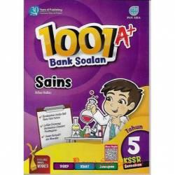 1001A+ Bank Soalan Sains Tahun 5 KSSR Semakan