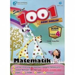 Smart 1001 Bank Soalan Matematik Tahun 4 KSSR Semakan