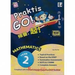 Praktis GO! Mathematics Year 2 KSSR Semakan