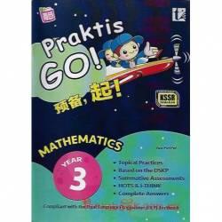 Praktis GO! Mathematics Year 3 KSSR Semakan