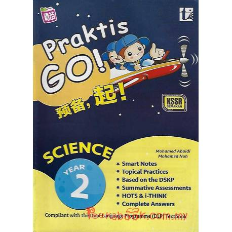 Praktis GO! Science Year 2 KSSR Semakan