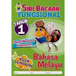 Siri Bacaan Fungsional Bahasa Melayu Tahun 1 KSSR Semakan