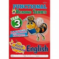 Functional Reading Series English Year 3 KSSR Semakan
