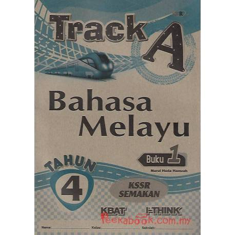 Track A Bahasa Melayu Buku 1 Tahun 4 KSSR Semakan