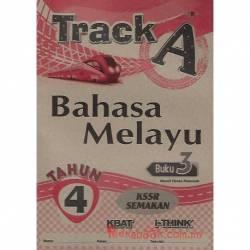 Track A Bahasa Melayu Buku 3 Tahun 4 KSSR Semakan