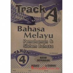 Track A Bahasa Melayu Pemahaman & Sistem Bahasa Tahun 4 KSSR Semakan