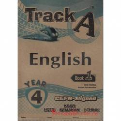 Track A English Book 1 Year 4 CEFR-aligned