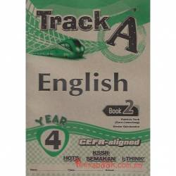 Track A English Book 2 Year 4 CEFR-aligned