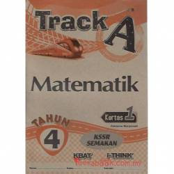 Track A Matematik Kertas 1 Tahun 4 KSSR