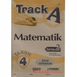 Track A Matematik Kertas 2 Tahun 4 KSSR