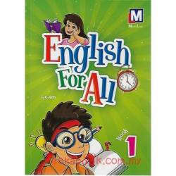 English For All Book 1