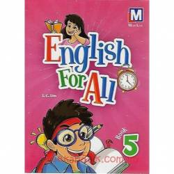 English For All Book 5
