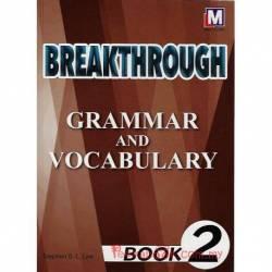 Breakthrough Grammar and Vocabulary Book 2