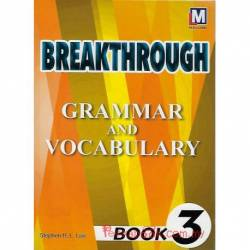 Breakthrough Grammar and Vocabulary Book 3