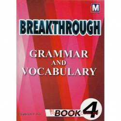 Breakthrough Grammar and Vocabulary Book 4