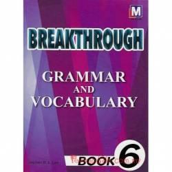 Breakthrough Grammar and Vocabulary Book 6