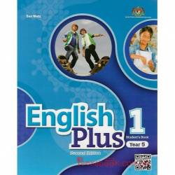 English Plus 1 (Second Edition) Year 5 Student's Book