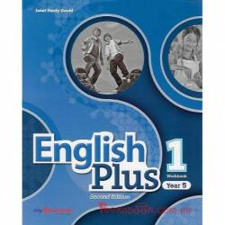 English Plus 1 (Second Edition) Year 5 Workbook