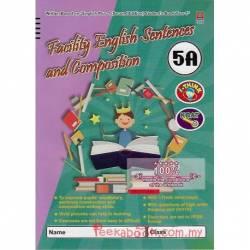 Facility English Sentences and Composition 5A
