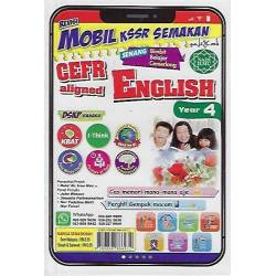 Revisi Mobil KSSR Semakan CEFR-aligned English Year 4
