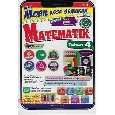 Revisi Mobil KSSR Semakan Matematik Tahun 4
