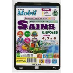 Revisi Mobil Sains UPSR Tahun 4,5&6
