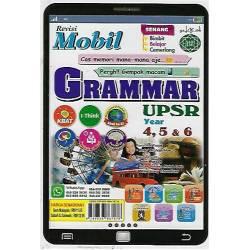 Revisi Mobil Grammar UPSR Year 4,5&6