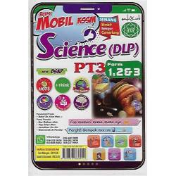 Revisi Mobil KSSM PT3 Science (DLP) Form 1,2&3