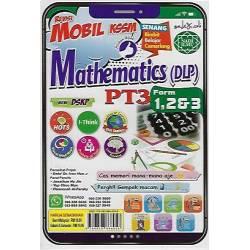 Revisi Mobil KSSM PT3 Mathematics (DLP) Form 1,2&3