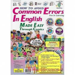 How To Avoid Common Errors In English Made Easy Through Comics