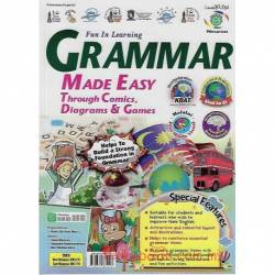 Grammar Made Easy Through Comics, Diagrams & Games